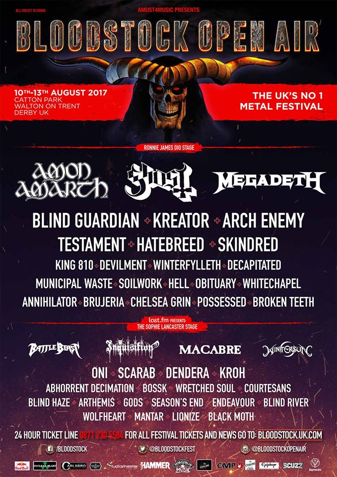 Bloodstock May 2017