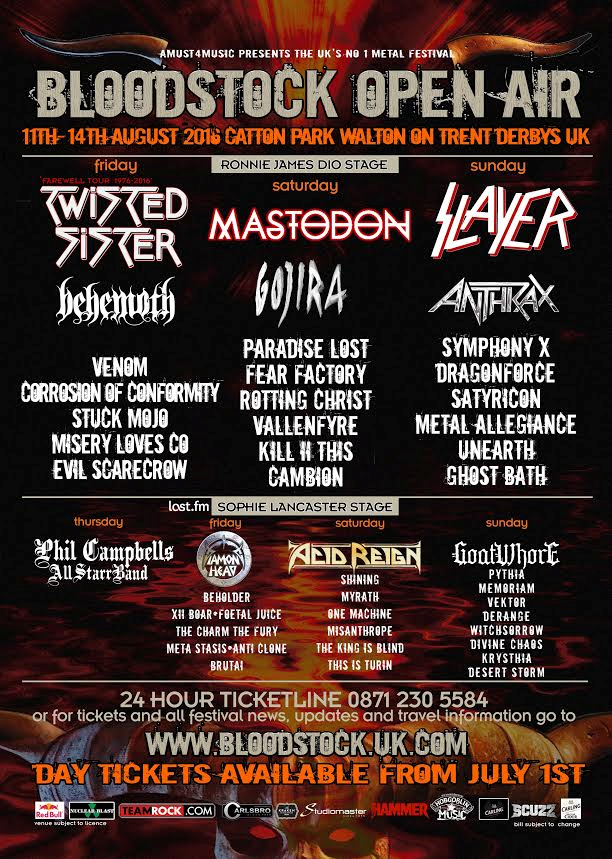 Bloostock 2016 June
