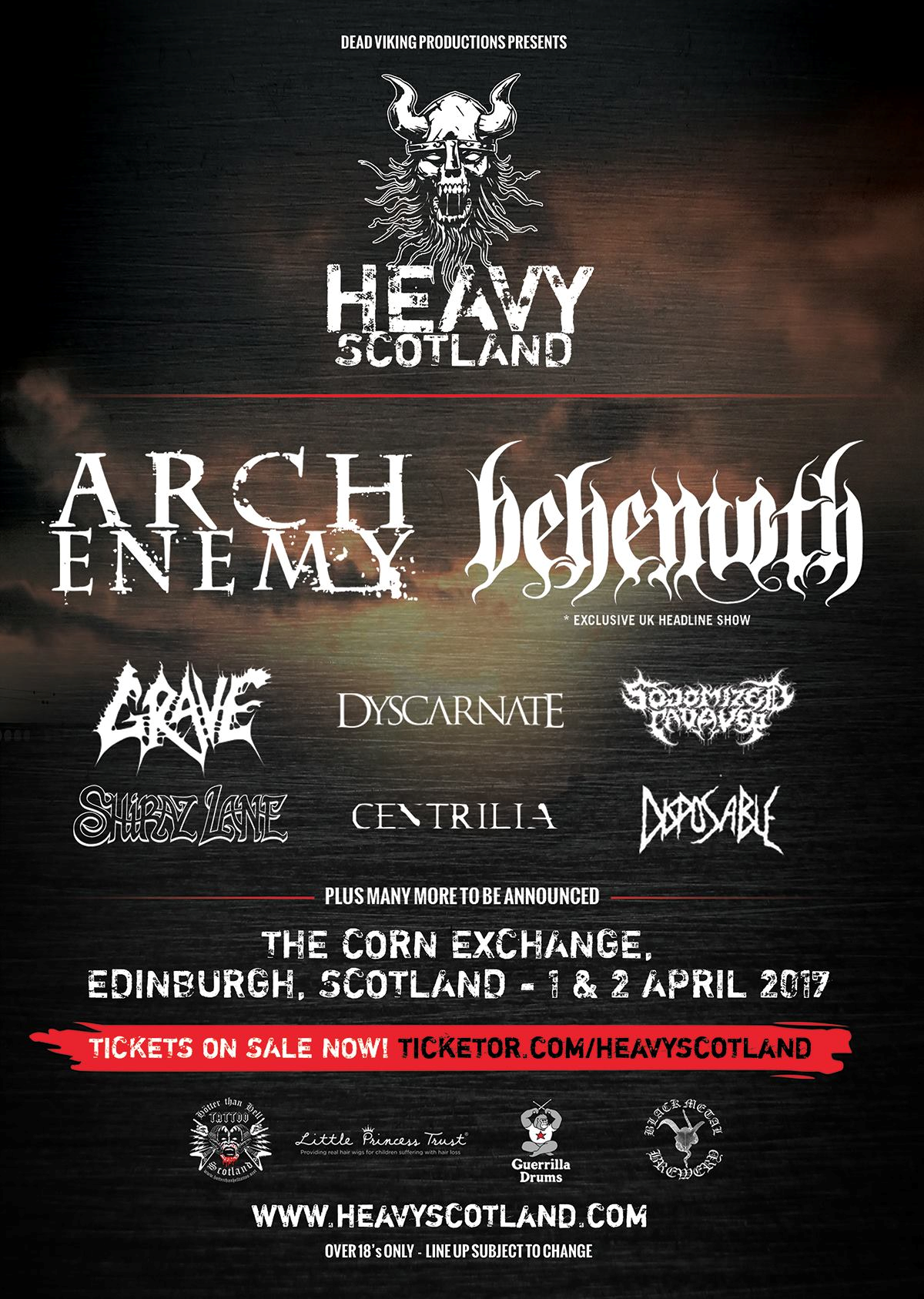 HEAVY SCOTLAND 2