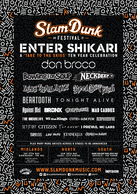 Slam Dunk Feb 2017