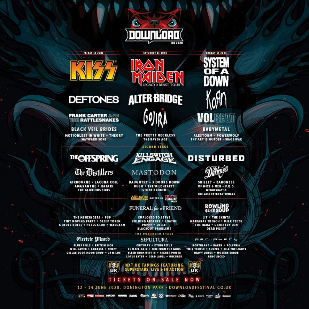 DOWNLOAD 2020 - MORE ACTS ADDED TO THIS YEAR'S LINE UP