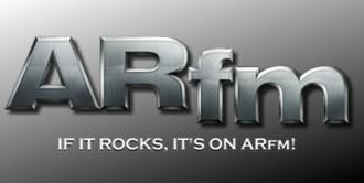 ARfm Logo
